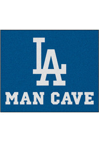 Los Angeles Dodgers 60x71 Man Cave Tailgater Mat Outdoor Mat