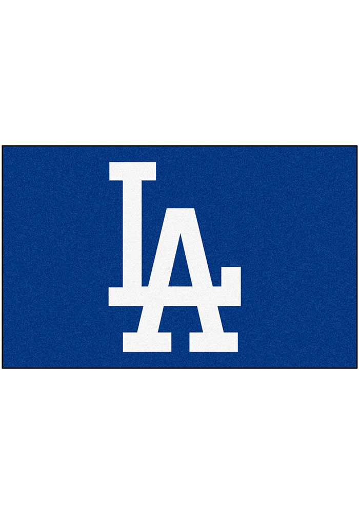 Los Angeles Dodgers 60x90 Ultimat Outdoor Mat - Image 1