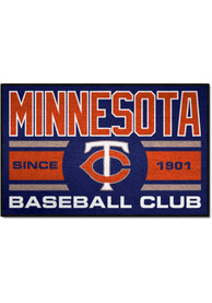 Minnesota Twins 19x30 Uniform Starter Interior Rug