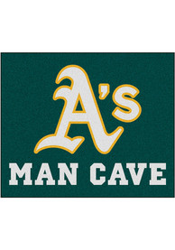 Oakland Athletics 60x71 Man Cave Tailgater Mat Other Tailgate
