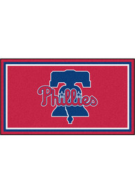 Philadelphia Phillies 3x5 Plush Interior Rug