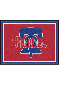 Philadelphia Phillies 8x10 Plush Interior Rug