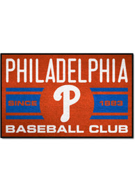 Philadelphia Phillies 19x30 Uniform Starter Interior Rug