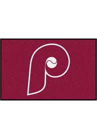 Philadelphia Phillies 19x30 Starter Interior Rug