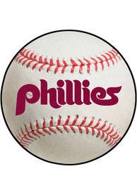 Philadelphia Phillies 27 Baseball Interior Rug