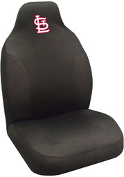 Sports Licensing Solutions St Louis Cardinals Team Logo Car Seat Cover - Black
