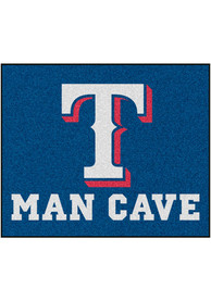 Texas Rangers 60x71 Man Cave Tailgater Mat Other Tailgate