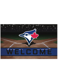 Toronto Blue Jays 18x30 Crumb Rubber Door Mat