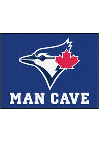 Toronto Blue Jays 34x42 Man Cave All Star Interior Rug