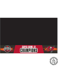 Tampa Bay Buccaneers Super Bowl LV Champion BBQ Grill Mat