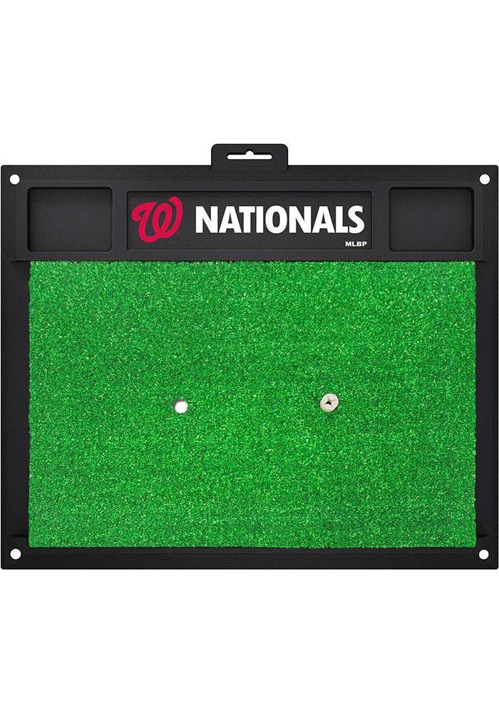 Sports Licensing Solutions Washington Nationals 20x17 {Sub Class Alias} - Red - Image 1