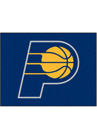 Indiana Pacers 34x42 Starter Interior Rug