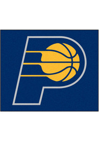 Indiana Pacers 60x71 Tailgater Mat Outdoor Mat
