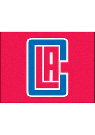 Los Angeles Clippers 34x42 Starter Interior Rug