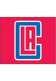 Los Angeles Clippers 60x71 Tailgater Mat Outdoor Mat
