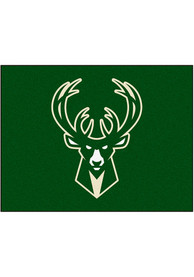 Milwaukee Bucks 34x42 Starter Interior Rug