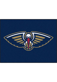 New Orleans Pelicans 34x42 Starter Interior Rug