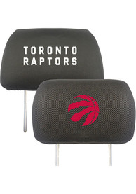 Sports Licensing Solutions Toronto Raptors 10x13 Auto Head Rest Cover - Black
