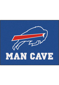 Buffalo Bills 34x42 Man Cave All Star Interior Rug