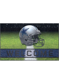 Dallas Cowboys 18x30 Crumb Rubber Door Mat