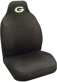 Sports Licensing Solutions Green Bay Packers Team Logo Car Seat Cover - Black