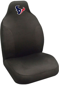 Sports Licensing Solutions Houston Texans Team Logo Car Seat Cover - Black