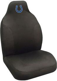 Sports Licensing Solutions Indianapolis Colts Team Logo Car Seat Cover - Black