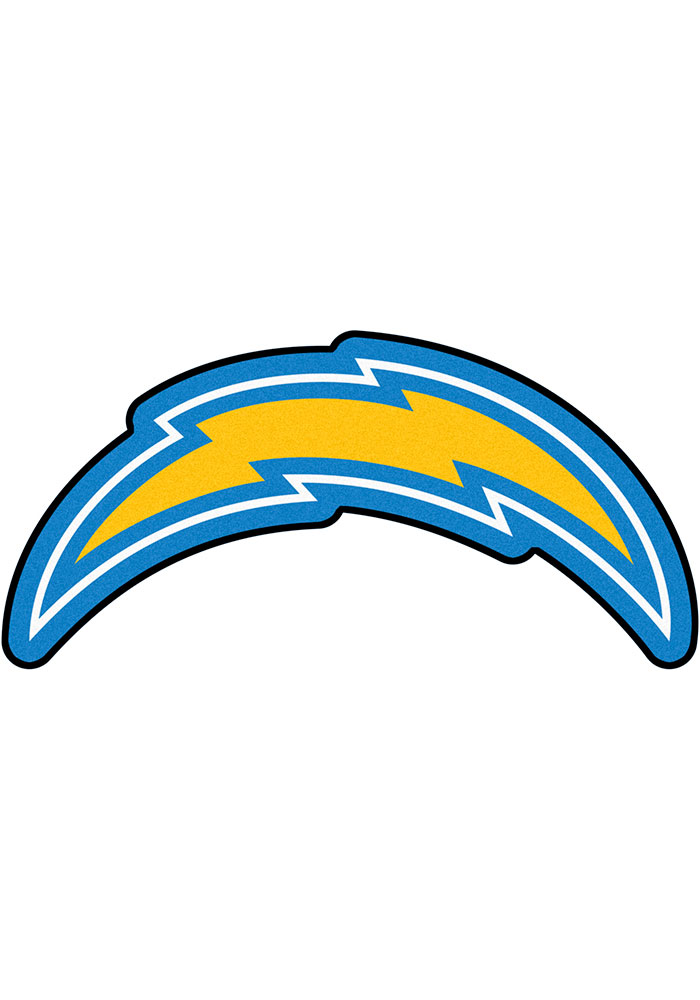 Los Angeles Chargers Mascot Interior Rug - Image 1
