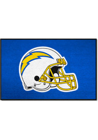 Los Angeles Chargers 19x30 Starter Interior Rug