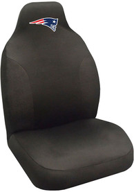 Sports Licensing Solutions New England Patriots Team Logo Car Seat Cover - Black