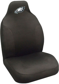 Sports Licensing Solutions Philadelphia Eagles Team Logo Car Seat Cover - Black