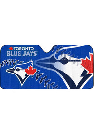 Toronto Blue Jays Logo Car Accessory Auto Sun Shade