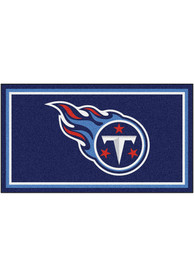 Tennessee Titans 3x5 Plush Interior Rug