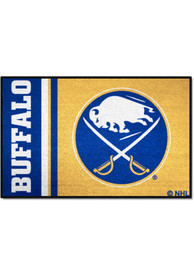 Buffalo Sabres 19x30 Uniform Starter Interior Rug