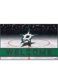 Dallas Stars 18x30 Crumb Rubber Door Mat