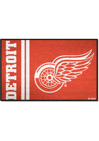 Detroit Red Wings 19x30 Uniform Starter Interior Rug