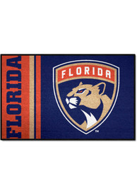 Florida Panthers 19x30 Uniform Starter Interior Rug