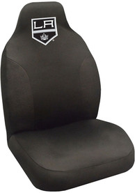 Sports Licensing Solutions Los Angeles Kings Team Logo Car Seat Cover - Black