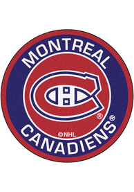 Montreal Canadiens 27 Roundel Interior Rug