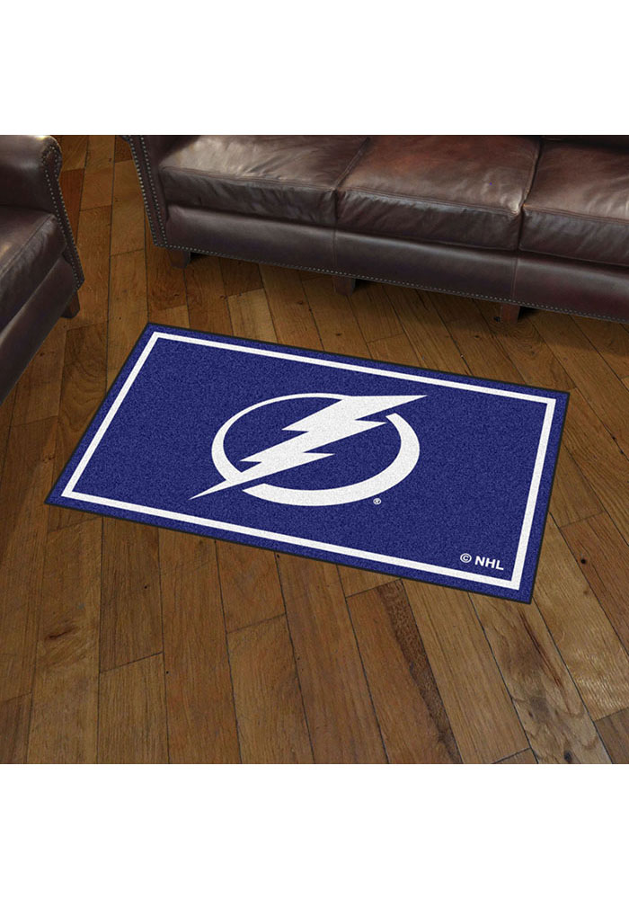 Tampa Bay Lightning 3x5 Plush Interior Rug - Image 2