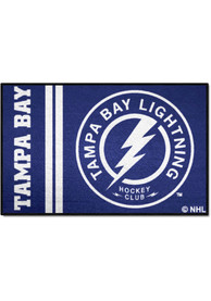 Tampa Bay Lightning 19x30 Uniform Starter Interior Rug