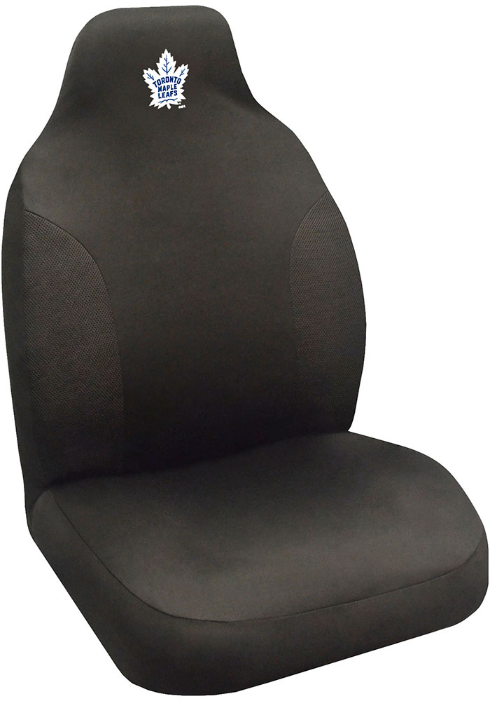 Sports Licensing Solutions Toronto Maple Leafs Team Logo Car Seat Cover - Black - Image 1