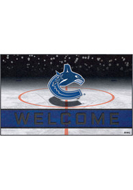 Vancouver Canucks 18x30 Crumb Rubber Door Mat