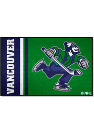 Vancouver Canucks 19x30 Uniform Starter Interior Rug