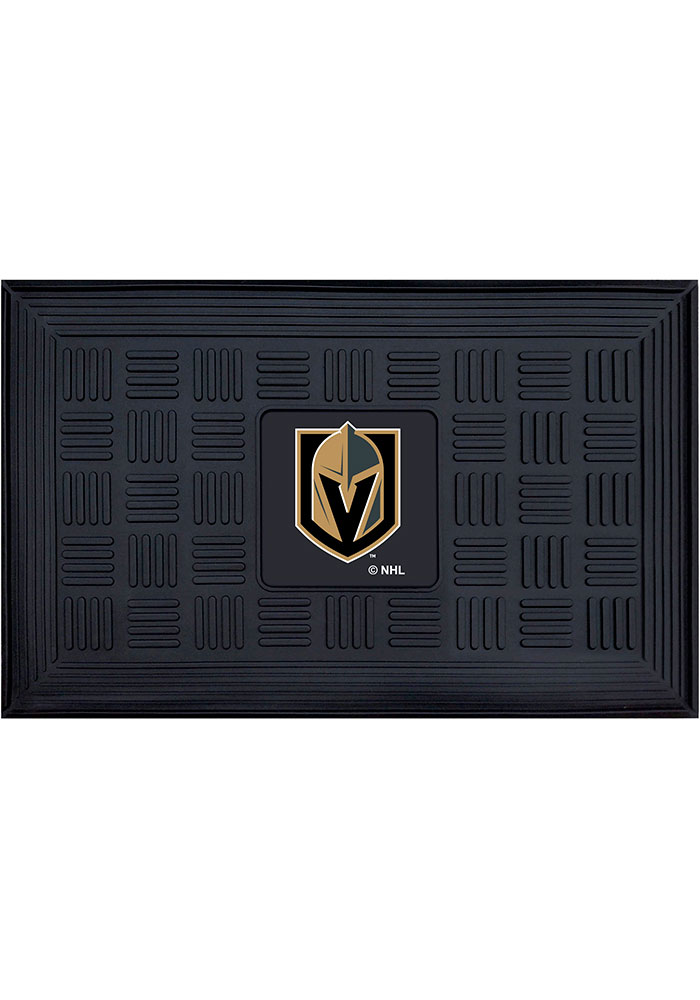Vegas Golden Knights 20x31 Vinyl Door Mat - Image 1