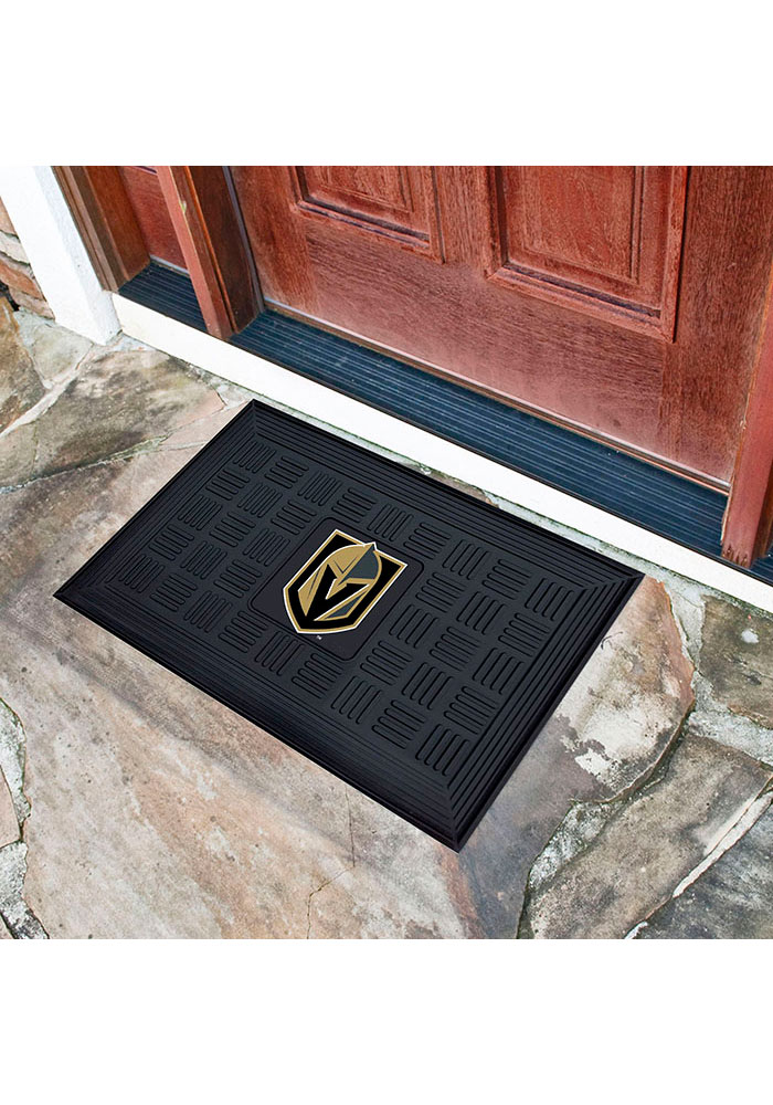 Vegas Golden Knights 20x31 Vinyl Door Mat - Image 2