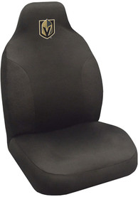 Sports Licensing Solutions Vegas Golden Knights Team Logo Car Seat Cover - Black
