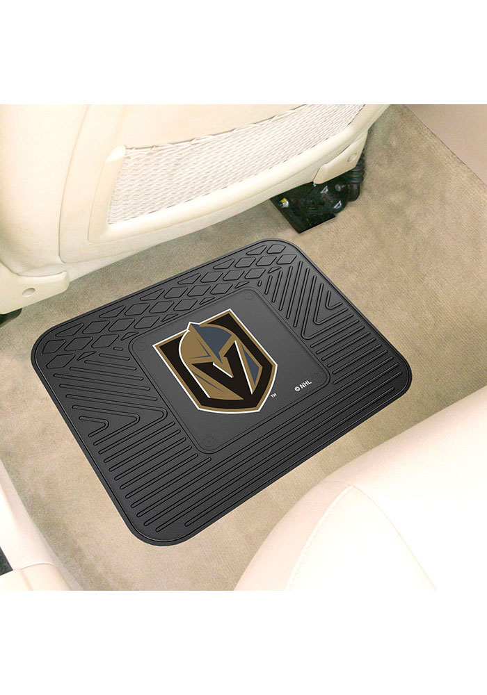 Sports Licensing Solutions Vegas Golden Knights 14x17 Utility Car Mat - Black - Image 2