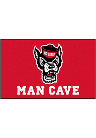NC State Wolfpack 60x90 Ultimat Outdoor Mat