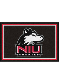 Northern Illinois Huskies 5x8 Plush Interior Rug